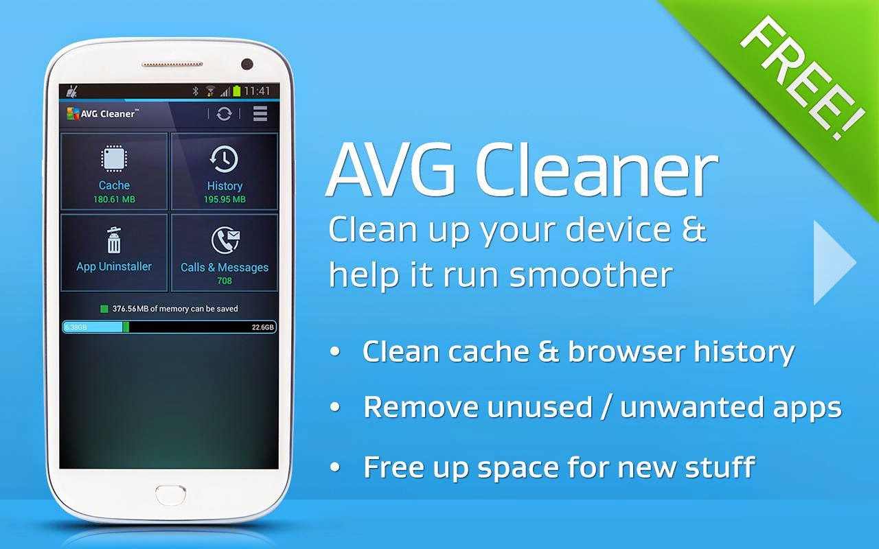 AVG Cleaner Android