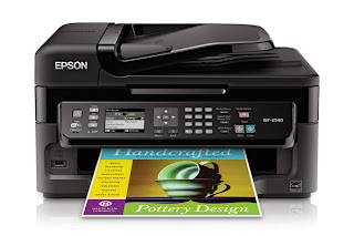 Download Epson WorkForce WF-2540 Printer Driver & instructions install