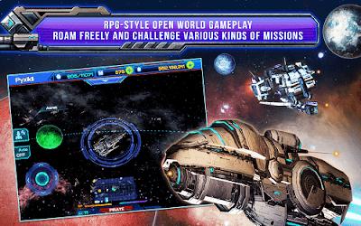Galactic Phantasy Prelude V2.0.3 Apk Mod Free Shopping 1