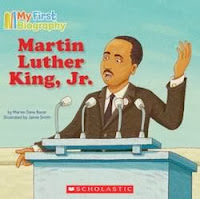 bookcover of Martin Luther King, Jr.  (My First Biography)  by Marion Dane Bauer