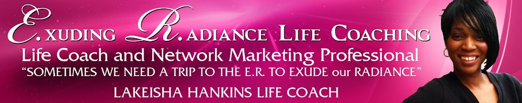 Life Reposition Coach LaKeisha Hankins