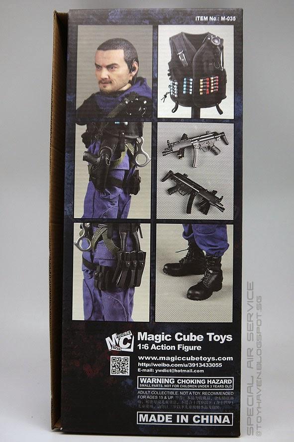 MC Toys 1//6 scale  Magic Cube SAS CREW Luke Evans  Head+body+boots+hand+glove