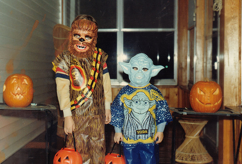 This is what friendship wooks like & The Spooky Vegan: 31 Days of Halloween: Retro Halloween Costumes ...