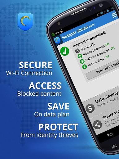 Hotspot Shield Elite Apk v6.3.0 VPN Proxy