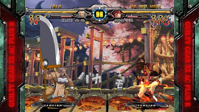 Guilty Gear XX Accent Core Plus R Games PC