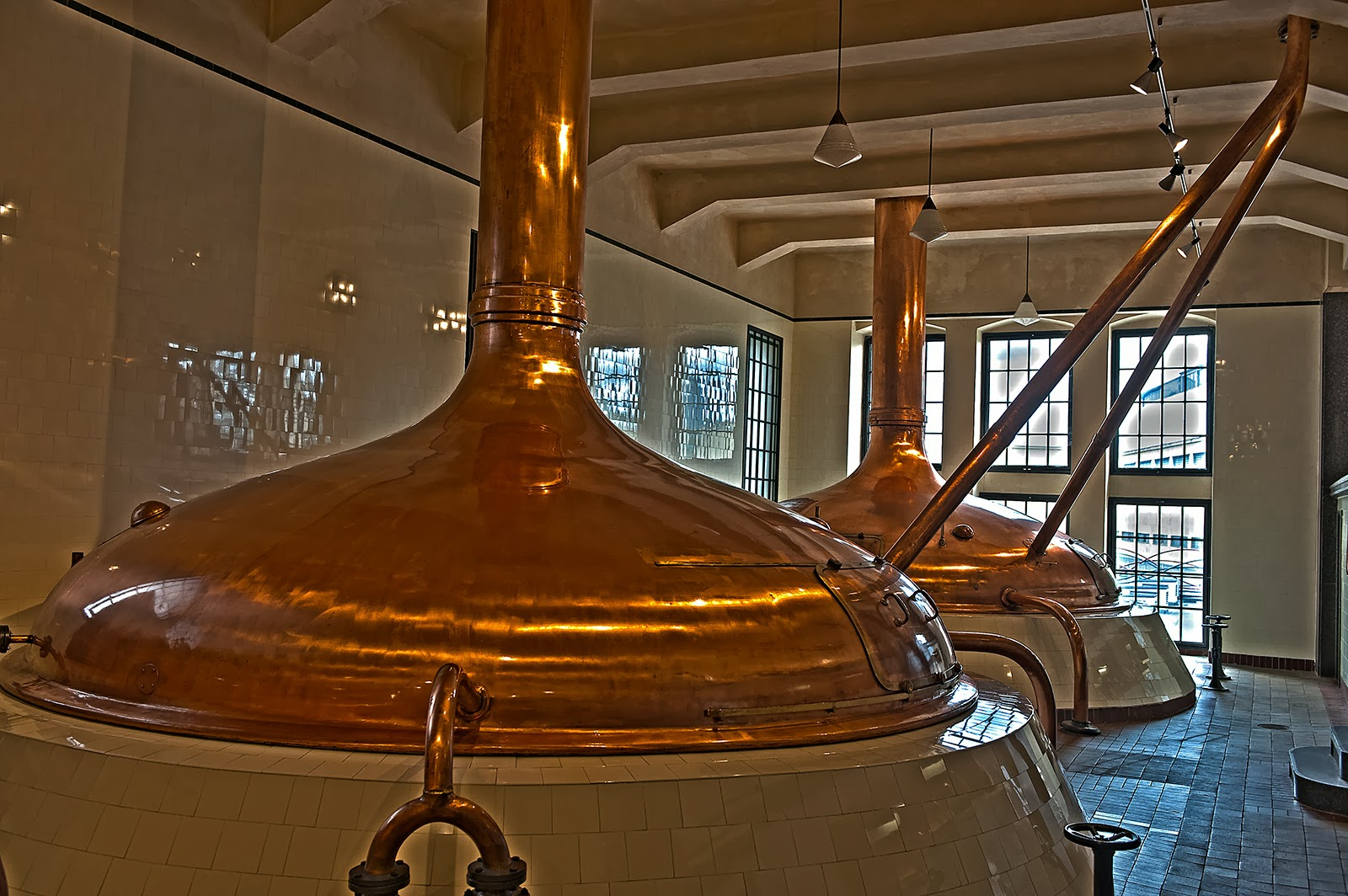Plzen Czech Republic, Plzen, Pilsen, Czech Republic, Pilsner Urquell, Pilsner Beer, Brewing Kettle, Copper Kettle