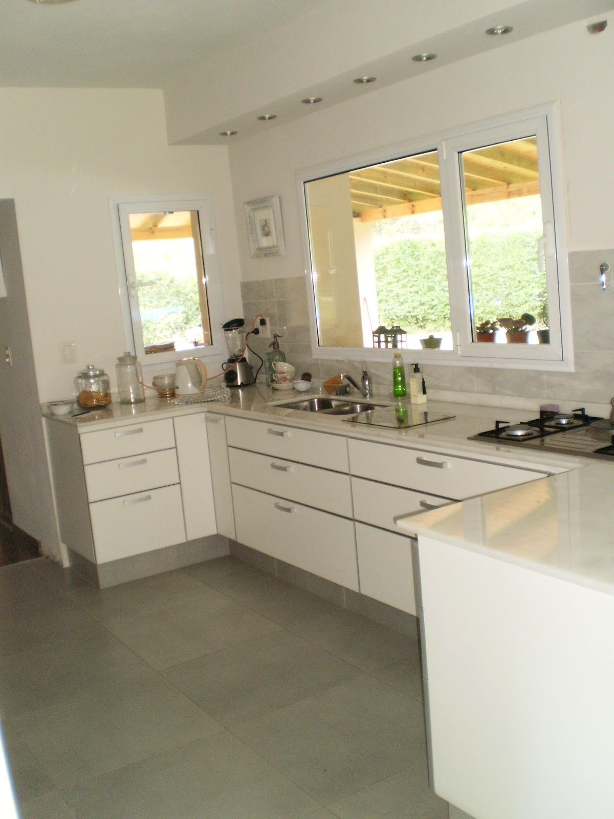 Proyectos de muebles cocina en el remanso - Muebles para vajilla ...