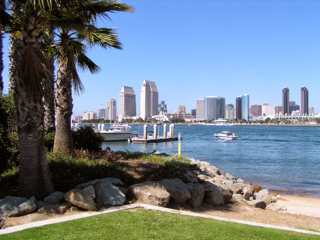 Among the cities visited was the city of san diego we participated in