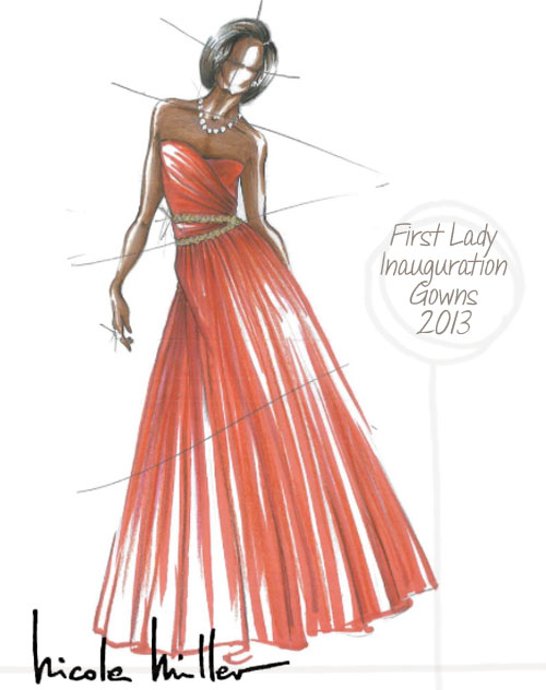 Fabulous Doodles Fashion Illustration blog by Brooke Hagel: Designer ...