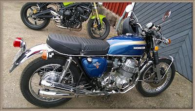 Honda CB 750 Tuutti
