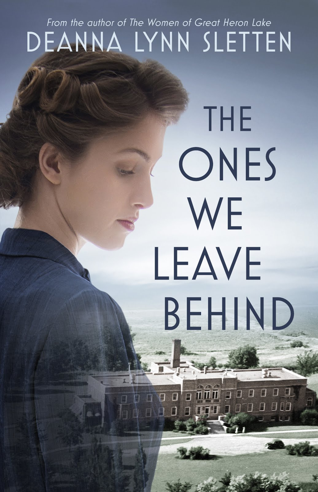 Preorder Now: The Ones We Leave Behind