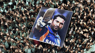 Sachin Tendulkar The Cricket God