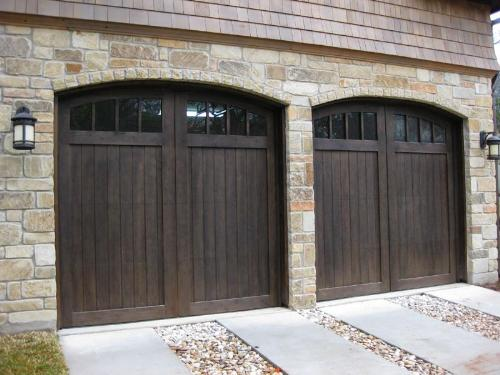 Our French Inspired Home European Style Garages And