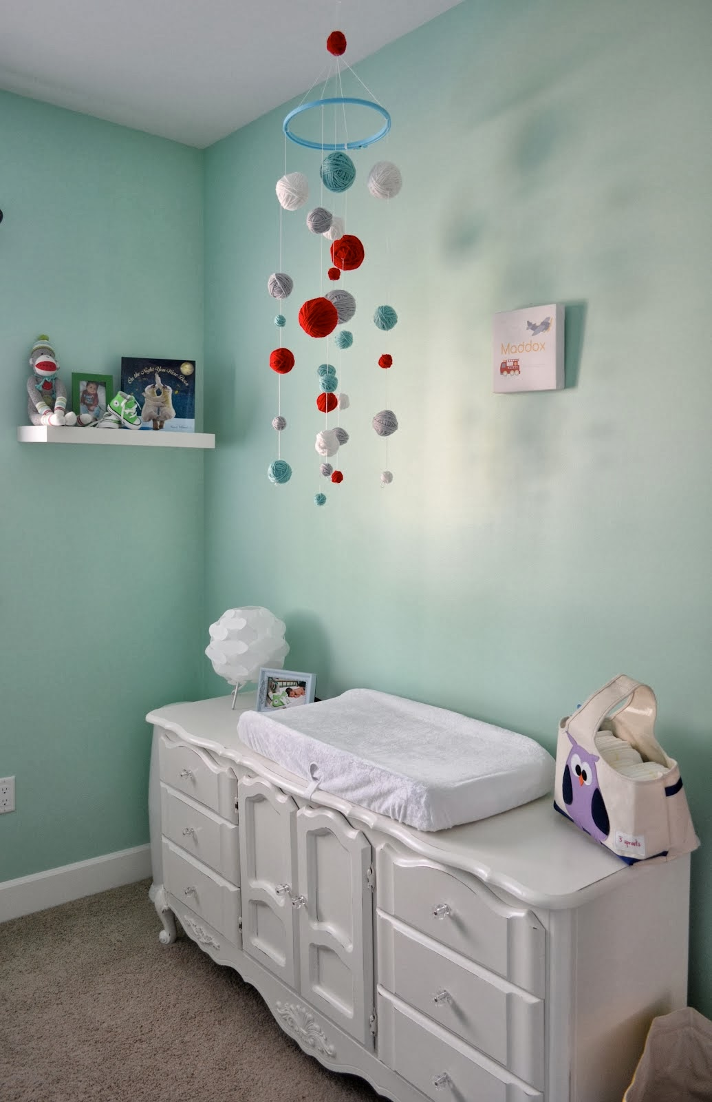6 homemade baby crib mobiles diy craft projects. Black Bedroom Furniture Sets. Home Design Ideas