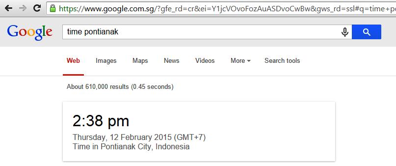 Fitur Rahasia Google Search Engine Yang Jarang Digunakan