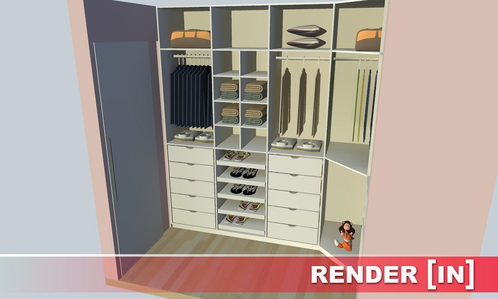fr design m veis planejados projeto closet para espa os