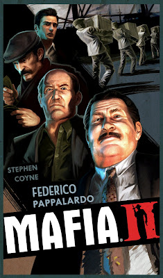 Stephen Coyne Federico Pappalardo Mafia II