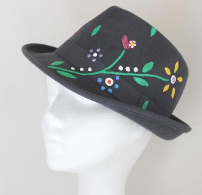 2016 - Textil  Sombrero 2