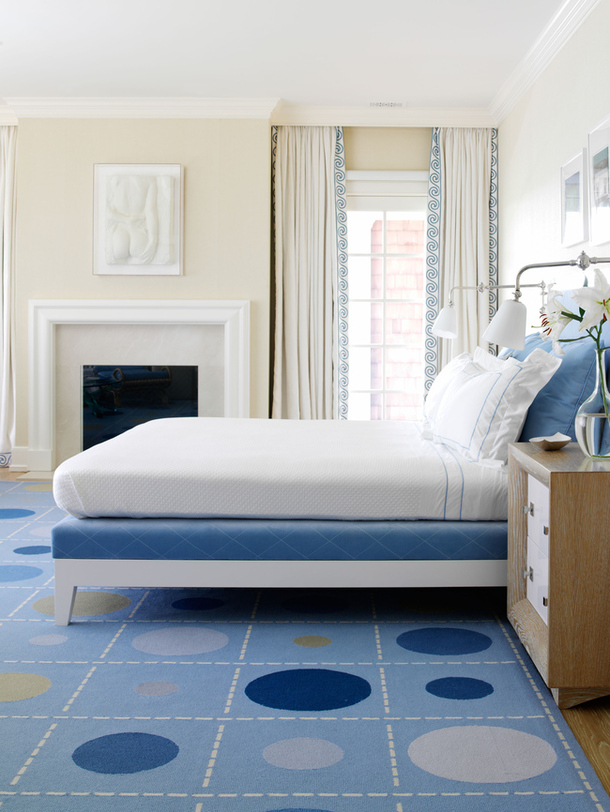 Loveisspeed blue house on long island well - Decoration style bord de mer ...