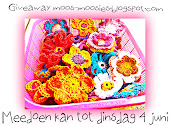 Mijn eigen Moos give away