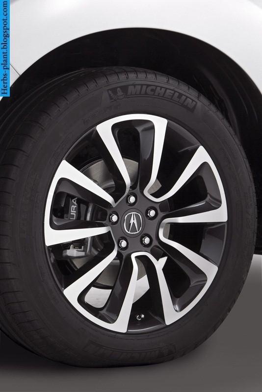 Acura rdx car 2013 tyres/wheels - صور اطارات سيارة اكورا ار دي اكس 2013