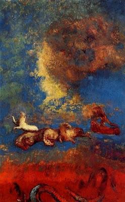 Apollo's Chariot- Odilon Redon
