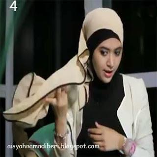 Cara Memakai Jilbab Kreasi Jilbab Paris Segiempat Santai Dan Formal