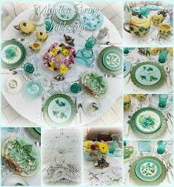 Spring 2018 Tablescape