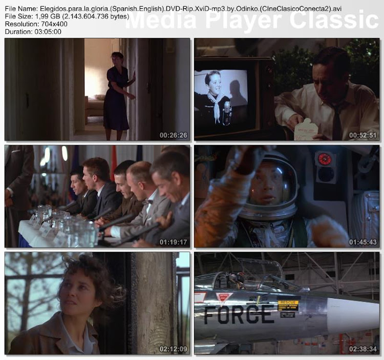 Elegidos para la gloria | 1983 | The Right Stuff