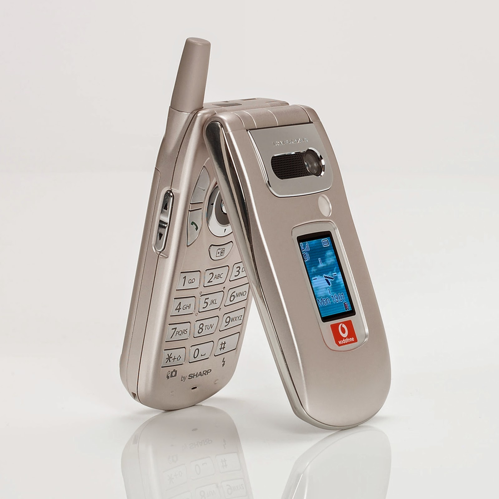 Sharp GX30 Mobile Cell Phone