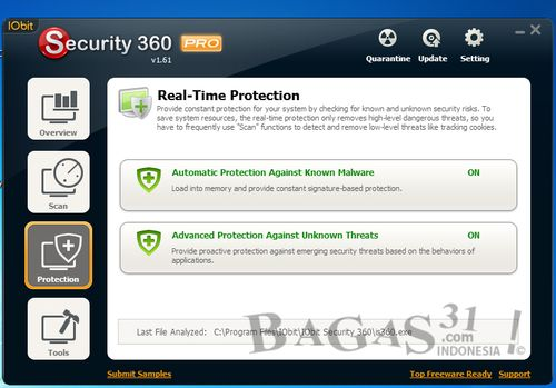 IObit Security 360 v1.6 + Keygen 4