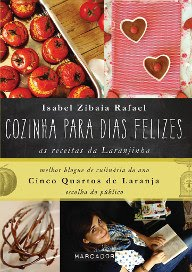 Capa do livro Cozinha para Dias Felizes