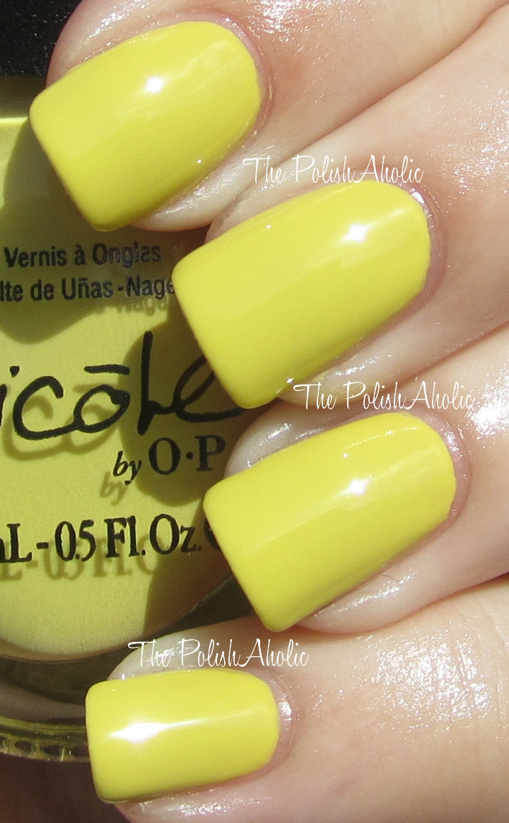 The PolishAholic: Nicole by OPI Kardashian Kolors CVS Exclusives for ...
