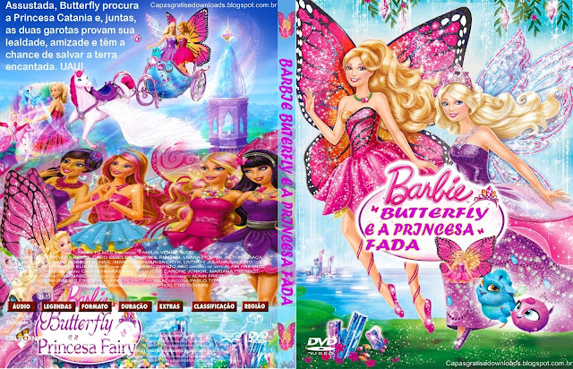 Torrent Sem Frescura: <b>BARBIE BUTTERFLY</b> E A <b>PRINCESA</b> FAIRY <b>DUBLADO</b> 2013 2014