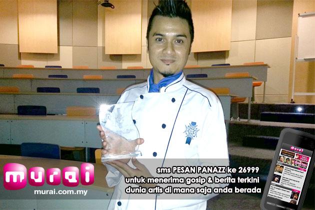 Malaysia, Hiburan, Artis Malaysia, Selebriti, Dato' Fazley, Dilantik, Duta, Institut Kulinari Perancis