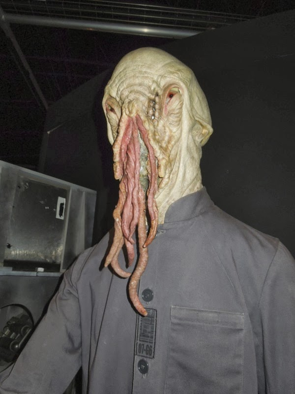 Ood alien Doctor Who