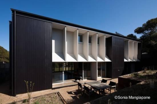 Residencia moderna de estilo Contemporáneo en Australia