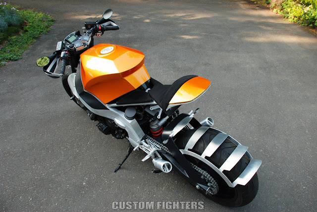 Honda CBR 1000F Streetfighter | Custom Streetfighter | Honda Streetfighter | Custom Fighters | Streetfighter Motorcycle | way2speed.com  Ian McElroy's 1987 Honda CBR 1000F Custom Streetfighter Motorcycle by Custom Fighters