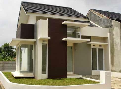 Desain Rumah Minimalis Type 54, Konsep Rumah Minimalis