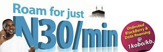 MTN HAJJ-Get Unlimited Blackberry And Data Roaming Service At 1Kobo/Kb When You Roam The Saudi Arabia Mobily Network