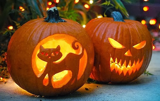 Banco de imagenes y fotos gratis calabazas de halloween parte 3 - Decorar una calabaza de halloween ...