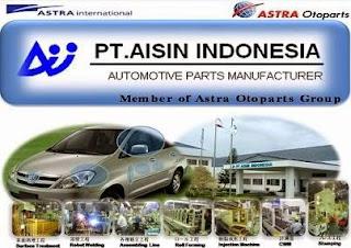 PT Aisin Indonesia