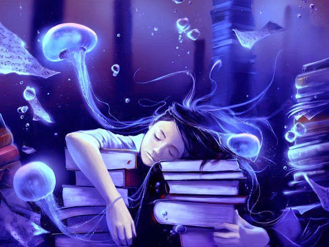 Lucid Dreamers Are More Self-Reflecting When Awake, Study Suggests  Sci-fi-books