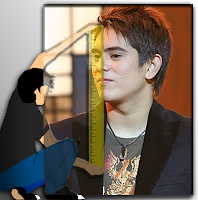 What is Gerald Anderson's Height?