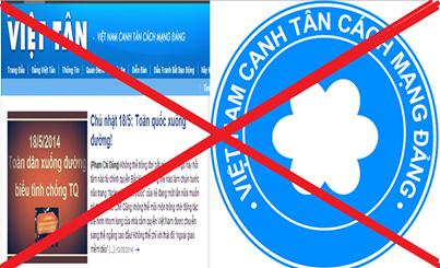 Bài học thích đáng cho Việt Tân