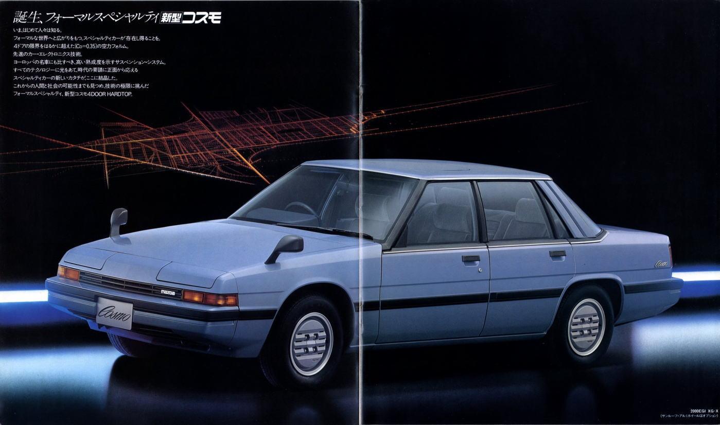 fender mirror, wing, lusterka na błotnikach, mocowane przy błotniku, japoński samochód, motoryzacja z Japonii, JDM, ciekawostki, oryginalne, oldschool, klasyki, nostalgic, stare, klasyczne, modele, dawne, auta, フェンダーミラー, 日本車, Mazda Cosmo HB, wankel, rotary