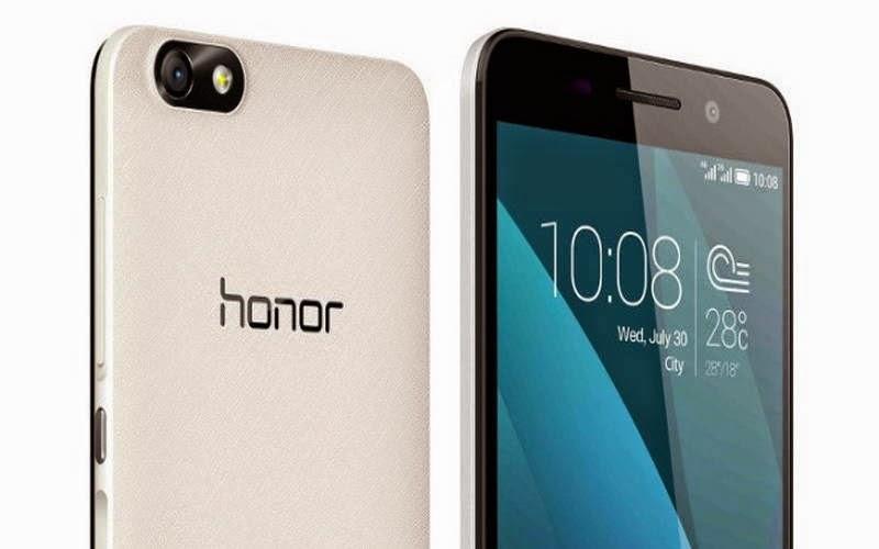 Honor 4X Pakai Snapdragon 410