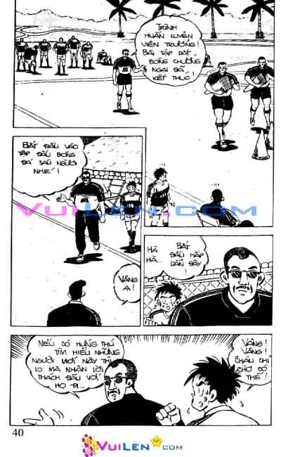 Jindodinho - Đường Dẫn Đến Khung Thành III Tập 61 page 40 Congtruyen24h