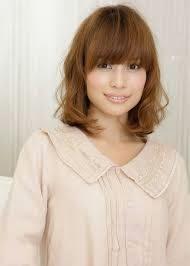 Model Rambut Wanita Sebahu Ala Korea 6