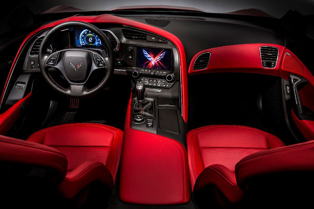 2014 corvette stingray chevrolet specification